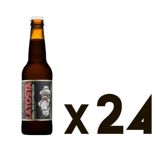 EXPORT STOUT – Alc. 7,8%VOL
