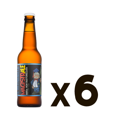 GOLDEN ALE – Alc. 5,6%VOL